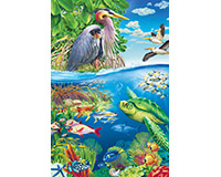 Air and Sea 48 pc Floor Puzzle-OM55124