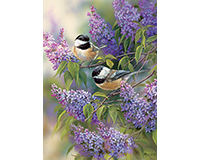 Chickadee Duo 35 pc Tray Puzzle-OM58877