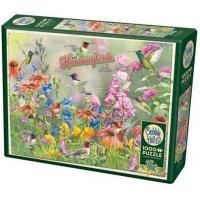 Cobble Hill 1000 Piece Puzzle - Hummingbirds-OM80270