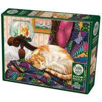 Cobble Hill 1000 Piece Puzzle - Sweet Dreams-OM80315