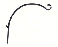 16 inch Forged Hook Curved Black-PAN89416