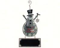 Vintage Snowman Chalkboard-SV14500