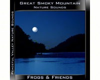 Great Smoky Mountain Frogs & Friends CD-PVP104
