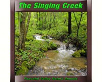 The Singing Creek CD-PVP110