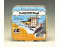 13.5 oz Orange Suet Dough Cake-PTF1080