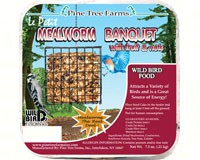 Mealworm & Nut Banquet Seed Cake-PTF1445