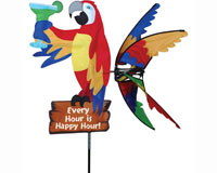 Island Parrot Spinner 33 inch-PD25674