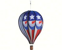 Patriotic Vintage 22 inch Hot Air-PD25744