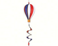 Hot Air Balloon Patriotic Small-PD25882