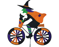 Witch Bicycle Spinner-PD25998