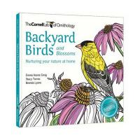Backyard Birds & Blossoms Coloring Book by Brenda Lyons-PR1943645244