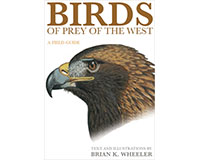 Birds of Prey of the West: A Field Guide by Brian K. Wheeler-PR978069111718