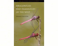 Dragonflies and Damselflies of the West by Dennis Paulson-PR9780691122816
