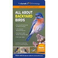 All About Backyard Birds Western North America by Cornell Lab of Ornithology-PR978194364506
