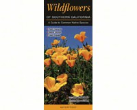 Wildflowers of Southern California by Steven Hartman and Edge of Eden-QRP155