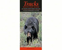 Tracks, Scats and Signs of Pacific Northwest Wildlife by James Halfpenny-QRP213