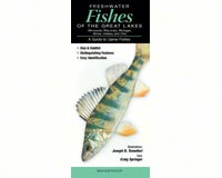 Freshwater Fishes of the Great Lakes by Craig Springer and Joseph R. Tomelleri-QRP235