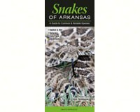 Snakes of Arkansas: A Guide to Common and Notable Species by Clint Pustejovsky-QRP251