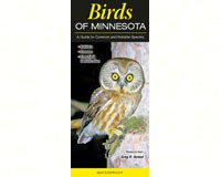 Birds of Minnesota by Greg R. Homel-QRP259