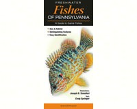 Freshwater Fishes of Pennsylvania by Craig Spring-QRP276