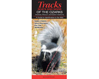 Tracks, Scats & Signs of the Ozarks by Jim Halfpenny-QRP308