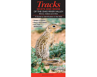 Tracks, Scats & Signs of the Ohio River Valley by James C. Halfpenny-QRP312
