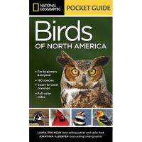 Birds of North America Pocket Guide by Laura Erickson and Jonathan Alderfer-HBG1426210440
