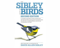Sibley Guide to Birds Second Edition-RH0307957900