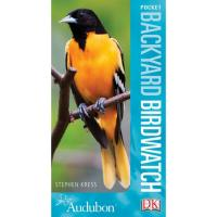 Audubon Pocket Backyard Birdwatch 2nd Edition by Stephen W. Kress-RH0756658649
