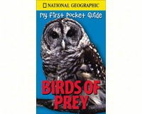 My First Pocket Guide Birds of Prey by Amy Donovan and George Elder Watson-RH0792269298