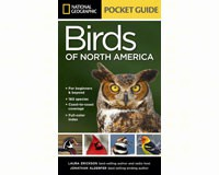 Birds of North America Pocket Guide by Laura Erickson and Jonathan Alderfer-RH1426210440