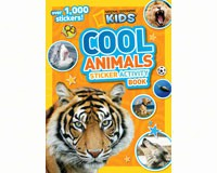 Nat Geo Cool Animals Activity-RH1426311130