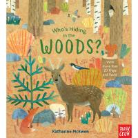 Who's Hiding in the Woods?-RH1536208207
