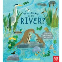 Who's Hiding on the River?-RH1536208214