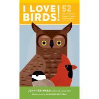 I Love Birds!-RH1611804157