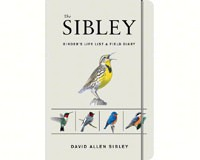 The Sibley Birder's Life List & Field Diary-RH9780451497451