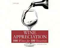 Wine Appreciation (500 Wines for 100 Occasions)-RH9780789327024