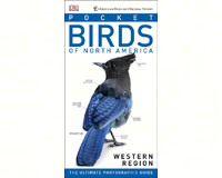 Pocket Birds of North America Western Region by Stephen Kress and Eilssa Wolfson-RH9781465456304