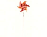 Pinwheel Stake Red Orange-REGAL05388