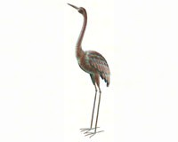 Standing Art Large Crane Up-REGAL10315