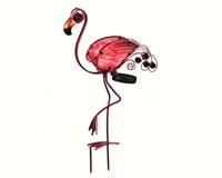 Solar Flamingo Stake-REGAL10679
