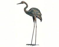 Patina Crane 44 inch-REGAL10869