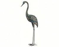 Patina Crane 55 inch-REGAL10870