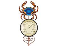 Crab Thermometer Stake-REGAL11923