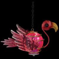 Bird Solar Lantern Flamingo-REGAL12549