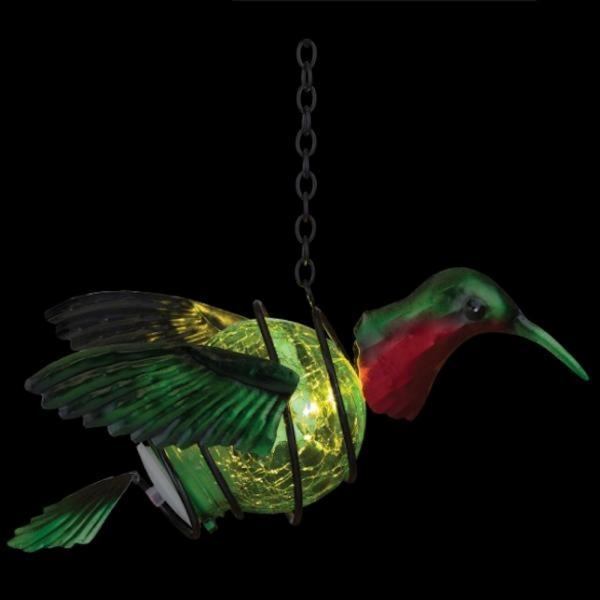 Bird Solar Lantern Hummingbird