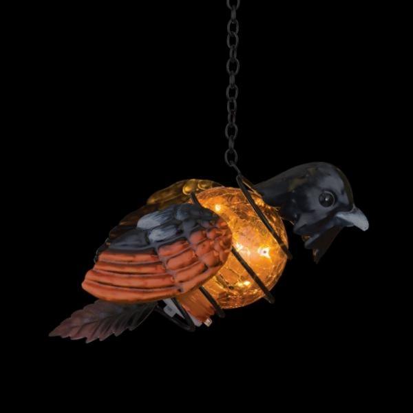 Bird Solar Lantern Oriole