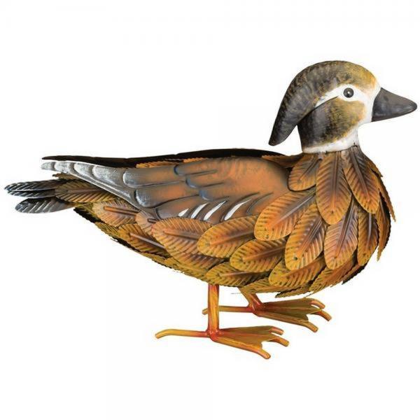 Wood Duck Decor Female