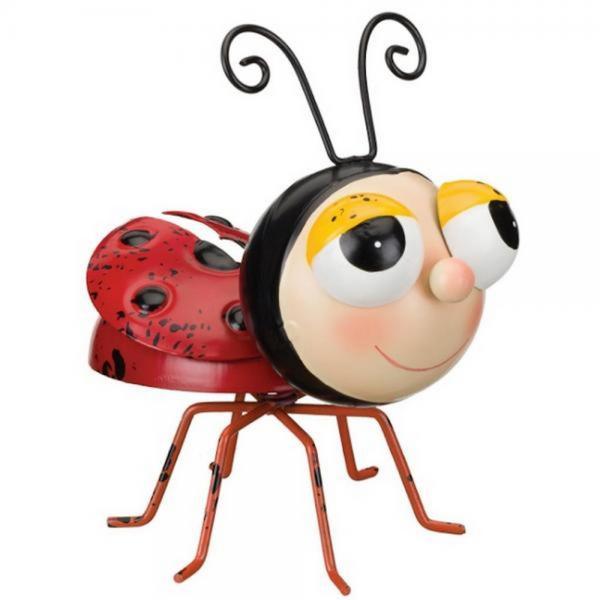 Mini Buggy Decor Ladybug