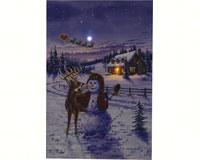 Christmas Eve LED Wall Art 24 x 16-REP1797